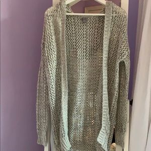 Knitted Cardigan from Aerie
